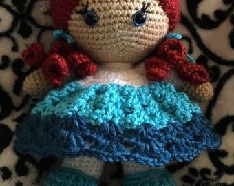 Crochet Weebee Amigurumi Doll