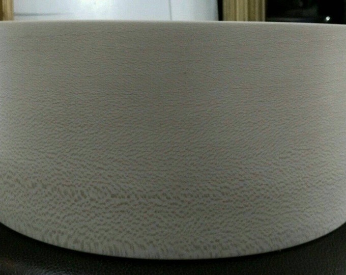 14x5.75 solid steambent sycamore snare drum shell by erie drums