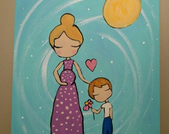 Motherhood (print)