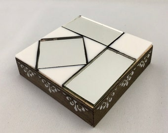 Opus Sectile coaster