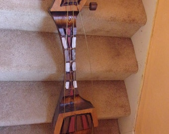 1960's Witco Guitar Wall Hanging by William Westenhaven