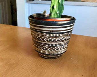 Handmade Pottery planter
