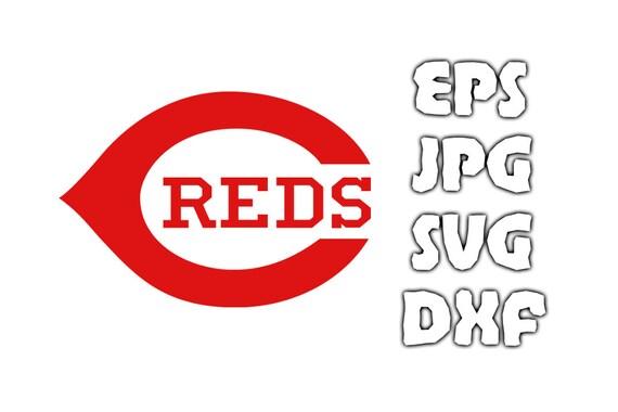 Cincinnati Reds 3 Logo Svg Vector Design In Svg Eps Dxf Jpeg