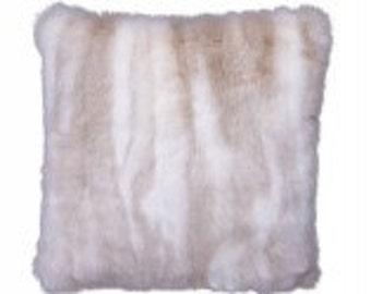 "Fur pillows ""Ursine"""