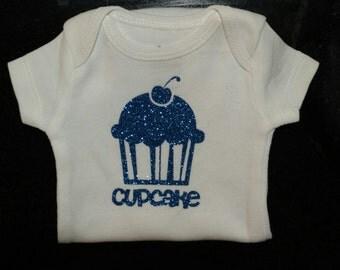 Cupcake Baby onesies