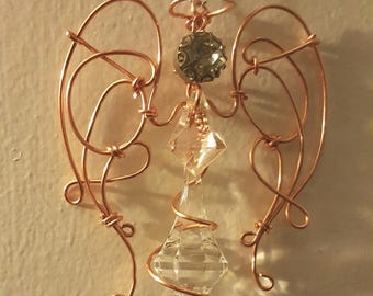 Wirework Angel Ornament