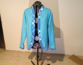 Fleece Cardigan /Jacket