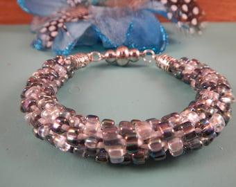 Clear my Blues Bracelet
