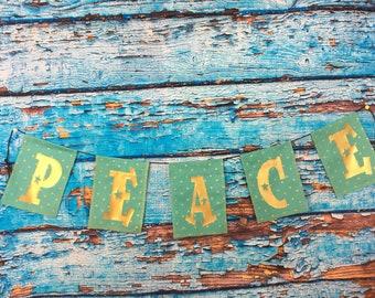 Peace Prayer Flags