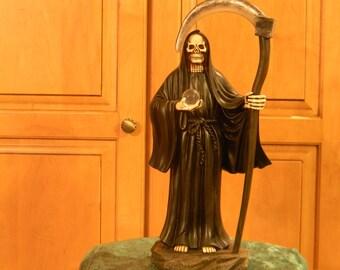 Black Reaper Statue