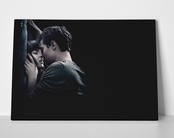 50 Shades of Grey Limited Edition 24x36 Poster   50 Shades of Grey Canvas