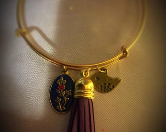 3 charm bracelet