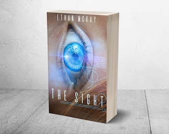 Premade E-Book Cover | The Sight