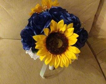 Bride or bridesmaid bouquets