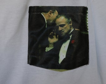 The Godfather - Pocket T-Shirt