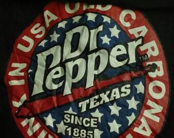 Vintage Champion Dr Pepper Sweatshirt Saiz L