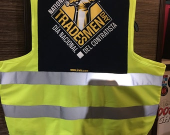 Safety Vest Irwin Tools