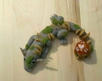 Mossy Mushroom Dice Dragon