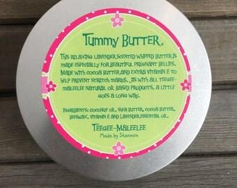 Tummy butter