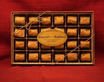Baklava - 24 piece box