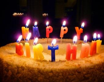 Kustom Happy Birthday Song