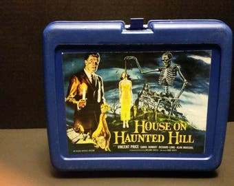House on Haunted Hill Lunchbox - Vincent Price