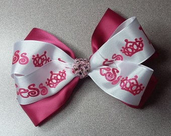 Princess Stacked Bow