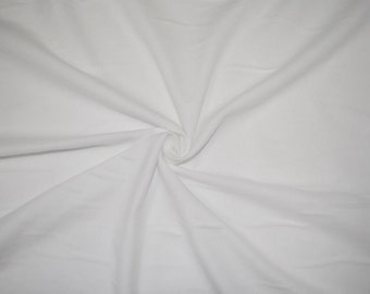 30/S Baby Rib 1 x 1 Cotton Jersey For Sale - Remaining Roll
