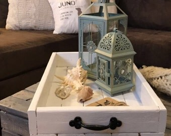 Shabby Chic Decorative Tray