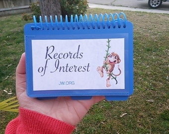 Record of Interest/Call Book