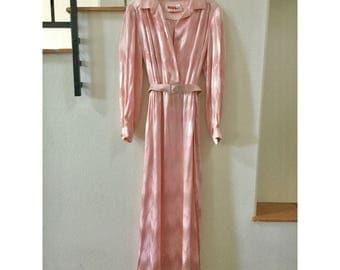 Kappi Vintage Pink Electric Dress