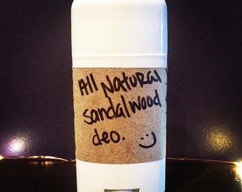 natural deodorant! TONS of SCENTS AVAILABLE!!!