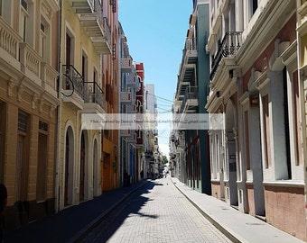 Old San Juan, Puerto Rick