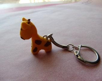 """""""Little Giraffe"""" keychain"""