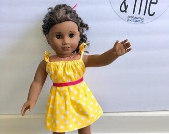 """Sundress for 18"""" dolls"""