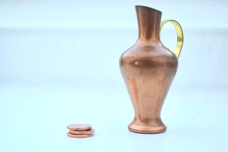 Decorative Jugs And Vases Miniature Vase Etsy
