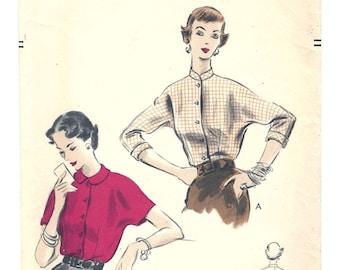 PWAP-0120 Vintage Vogue Pattern V-8054 S16