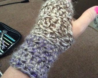 Alpaca wristlets