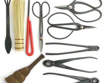 11pc Bonsai Tool Set