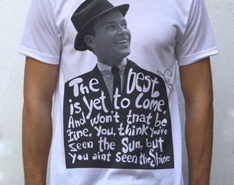 Frank Sinatra T shirt
