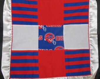 Bills small baby blanket