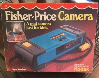 1980's Fisher Price 810 Camera by Kodak