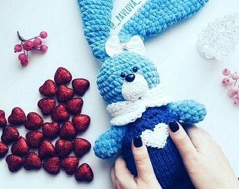 plush toy Hare