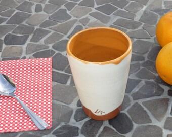 Mug (set of 2) handcrafted earthenware