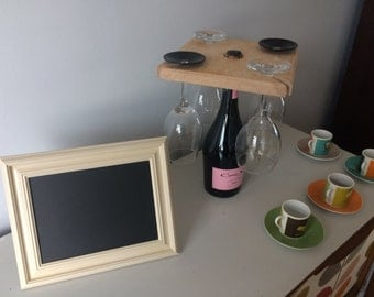 Chalkboard in Upcycled Retro Photo Frame