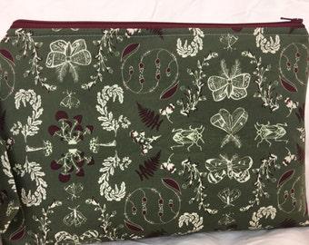 Medium Project Bag - Hunter Green
