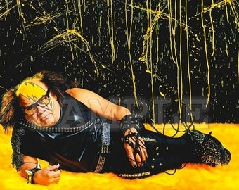Danny DeVito signed 8x10 Autograph RP - Great Gift Idea - Ready to Frame photo picture