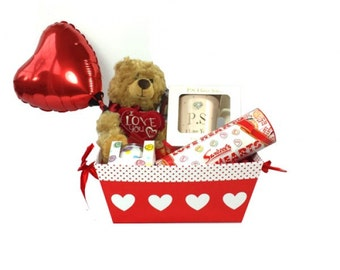 Valentines / Wedding Hamper For Her