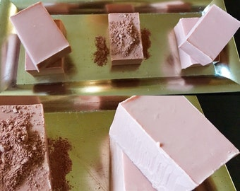 Pink Grapefruit and Clay