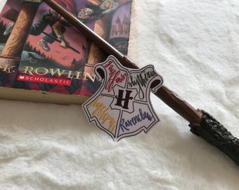 Hogwarts Crest Sticker